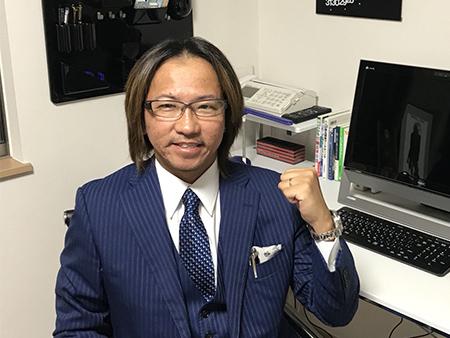 代表取締役 岩崎 裕馬