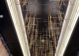 天井装飾金物工事